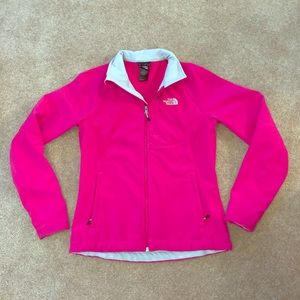 Small Pink North Face